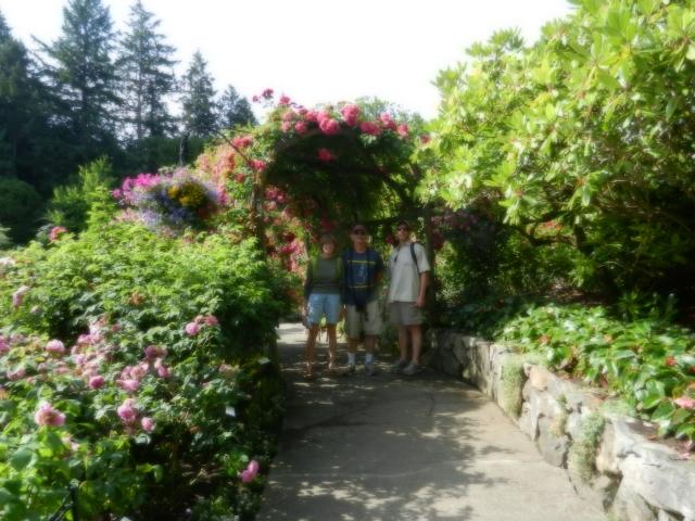 Bouchart Gardens